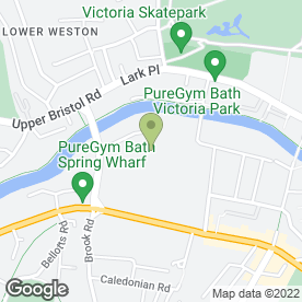 Map of G Williams & Sons in Bath, avon