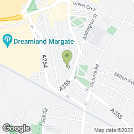 Map of Thanet Autostores in Margate, kent