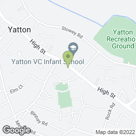 Map of Lloyds TSB Bank plc in Yatton, Bristol, avon