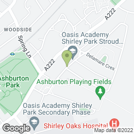 Map of Low Cost Tool Hire Ltd in Croydon, surrey