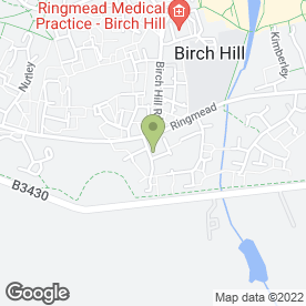 Map of RSQ Security in Bracknell, berkshire