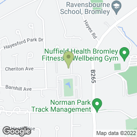 Map of Little Beauty Box in Bromley, kent
