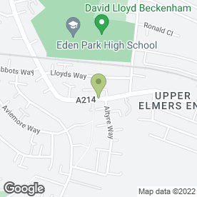 Map of Imageprint in Beckenham, kent