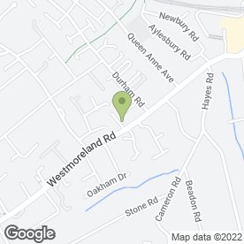 Map of Estnest Ltd in Bromley, kent