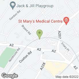 Map of Kent Drink Supplies in Strood, Rochester, kent