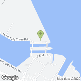 Map of Papersafe UK, Berth 6, Basin 3 in Chatham, kent