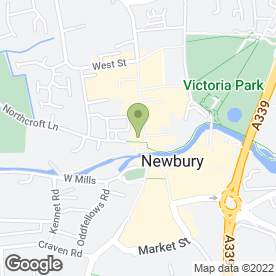 Map of Currys.digital in Newbury, berkshire