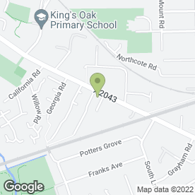Map of Tam Leisure Ltd in New Malden, surrey