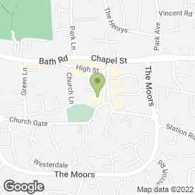 Map of Stitch in Time in Thatcham, berkshire