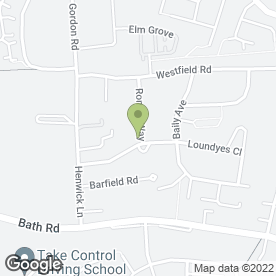 Map of M C Carpentry in Thatcham, berkshire