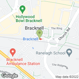 Map of Timpson Locksmith & Safe Engineers in Bracknell, berkshire