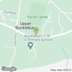 Map of The Cottage Inn in Upper Bucklebury, Reading, berkshire