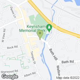 Map of ASSURED PROPERTY RENTALS in Keynsham, Bristol, avon