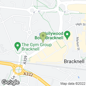 Map of Martin & Co in Bracknell, berkshire