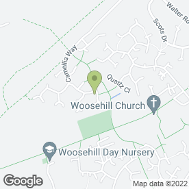 Map of Oasis Beauty Clinic in Wokingham, berkshire