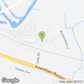 Map of Avon Plant Repairs in Keynsham, Bristol, avon