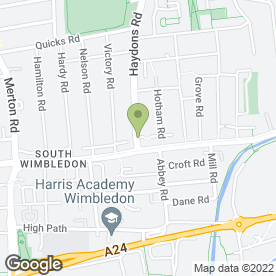 Map of Fiore Landscaping & Gardening in London, london