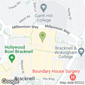 Map of Your Essentialz in Bracknell, berkshire
