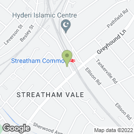 Map of Streatham Common Dental Surgery in London, london