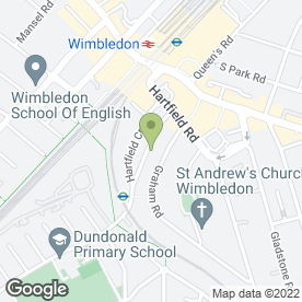 Map of Waterfall Garage Services Ltd in London, london
