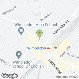 Map of COURTYARD SOLICITORS in London, london
