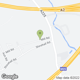 Map of Smart T's Ltd in Dartford, kent