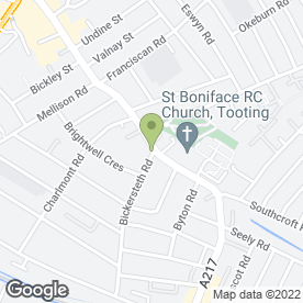 Map of Focus Accountants Ltd in London, london