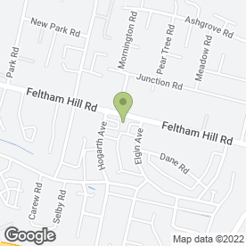 Map of Love U Forever Bridal in Ashford, middlesex