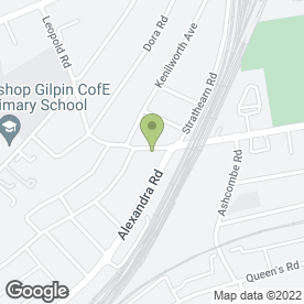 Map of Kydd & Kydd Veterinary Health Centre in Wimbledon, London, london