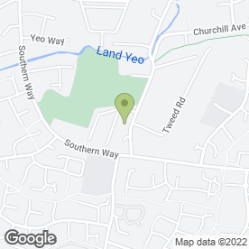 Map of Secom Plc in Clevedon, avon