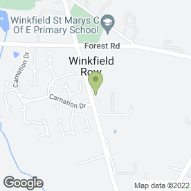 Map of Audio Car Electrics in Winkfield Row, Bracknell, berkshire