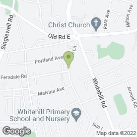 Map of Singlewell Stationery & Print in Gravesend, kent