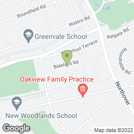 Map of Mobile Mechanic Bromley in Bromley, kent