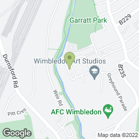 Map of Marble Interiors Ltd in London, london