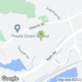 Map of B & R Mobile Caravan Services in Theale, Reading, berkshire