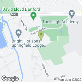 Map of Regal Conservation Landscapes in Dartford, kent