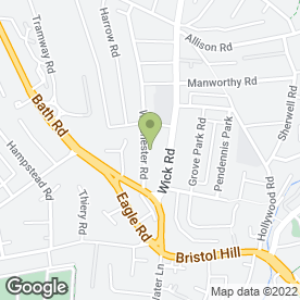 Map of Abus Ltd in Bristol, avon