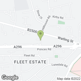 Map of Concierge Home Keeper in Dartford, kent