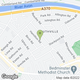 Map of Enviroclean in Southville, Bristol, avon