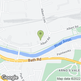 Map of RENDAC PACKAGING SOLUTIONS LTD in St. Philips, Bristol, avon
