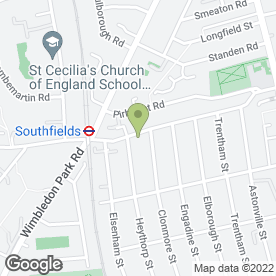 Map of Suzelle Cakes Ltd in London, london