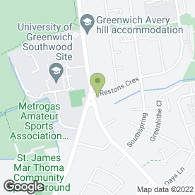 Map of Medivet Sidcup - Pet Practice in Sidcup, kent