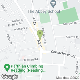 Map of Miah's Saffron in Reading, berkshire