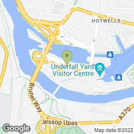 Map of LOCKSIDE in Bristol, avon