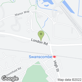 Map of Dial-A-Door in Swanscombe, kent