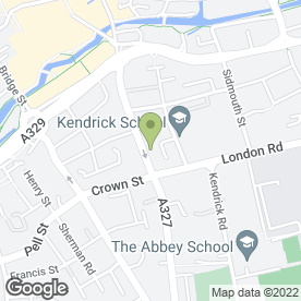 Map of BERKSHIRE CLEARANCE SERVICES in Reading, berkshire