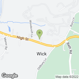 Map of Wick Plant Hire in Wick, Bristol, avon