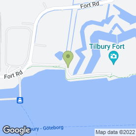 Map of World's End Leisure Ltd in Tilbury, essex