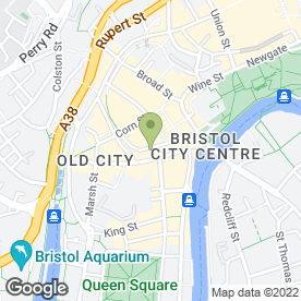 Map of Fresh & Clean Company in Bristol, avon