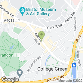 Map of Futon Co in Bristol, avon
